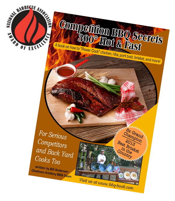 The BBQ Book Competition BBQ Secrets - Championship Barbecue Recipes